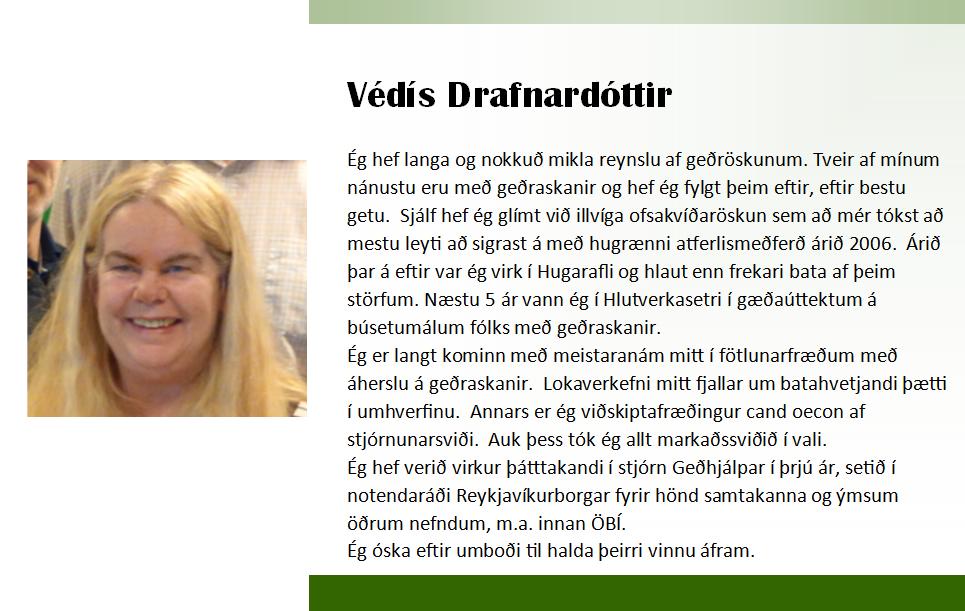Védís 2018 framboð_2